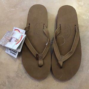 Rainbow sandals flip flops